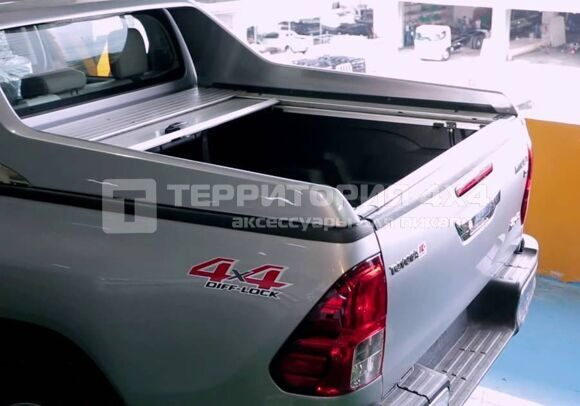 ROLLER LID CB-776 HILUX REVO 4