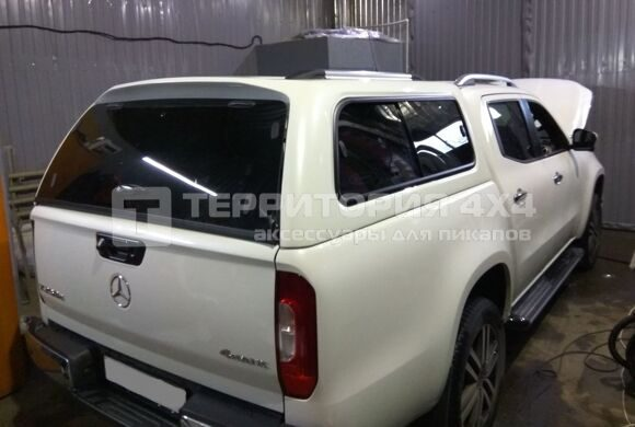 КУНГ CARRYBOY S560 MERCEDES X-CLASS